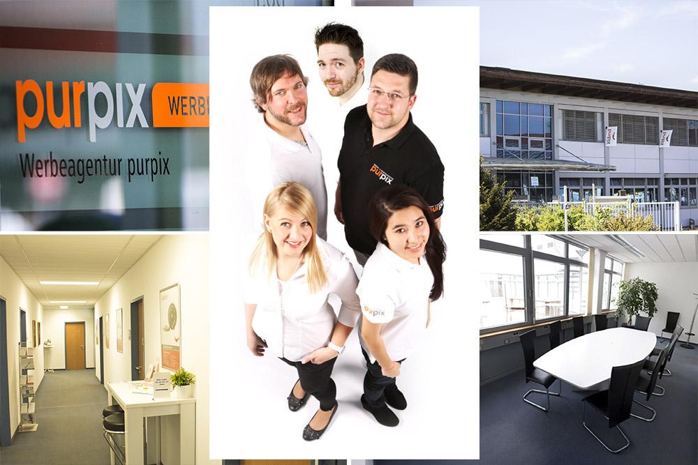 Werbeagentur purpix Team 2014