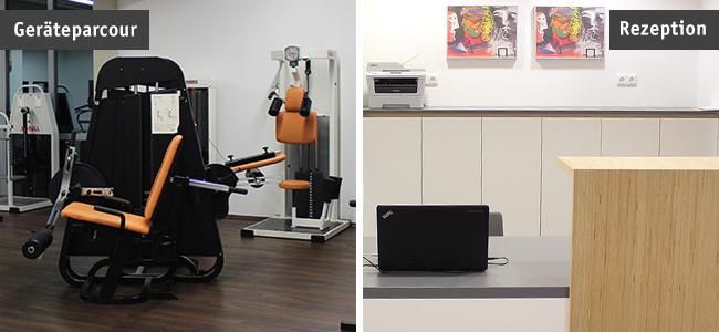 """Unsere neuen Nachbarn, das """"Therapie & Trainingszentrum Friedl"""""""