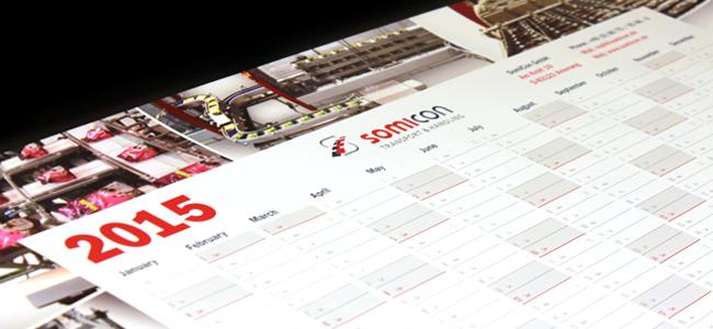 Jahreskalender für 2015
