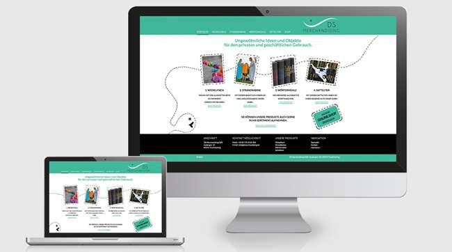 ds merchandising homepage