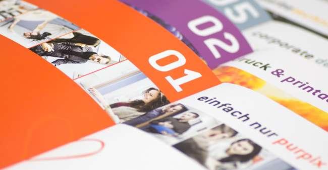 Bayerisch, kreativ: purpix – Die neue Broschüre ist da!
