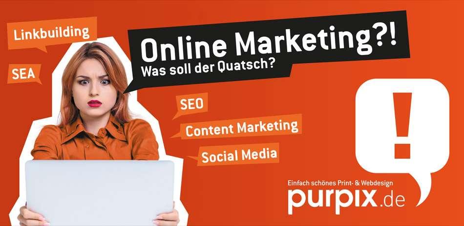 Online-Marketing funktioniert bestens – gewusst wie.