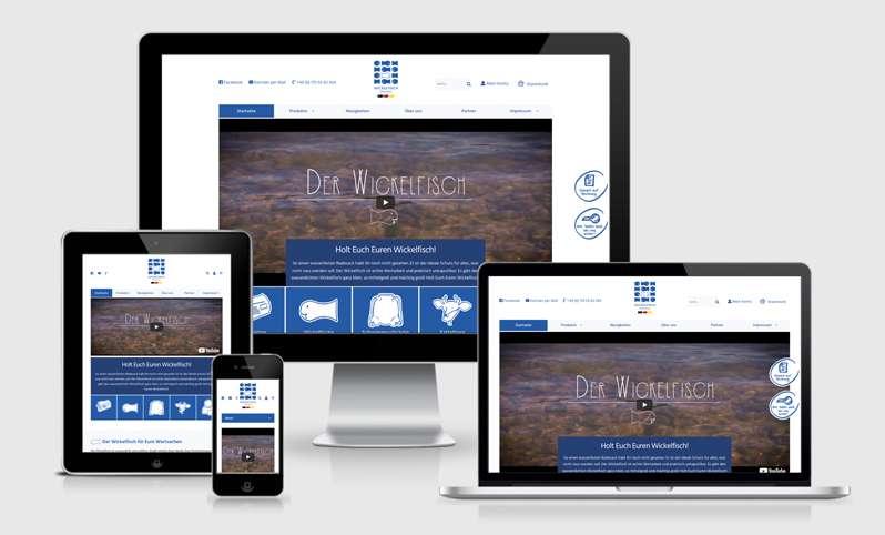 Wickelfisch Deutschland – der Onlineshop!