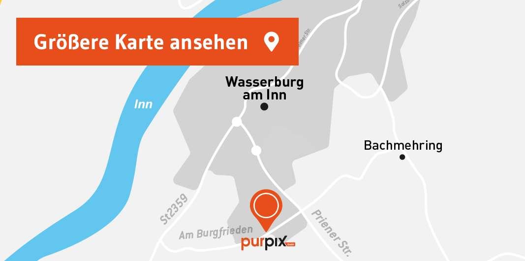 Google Karte purpix