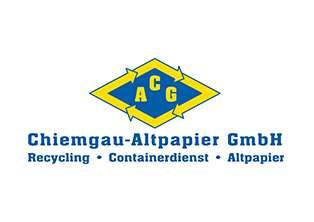 Chiemgau Altpapier GmbH-Kundenlogo