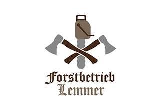 Forstarbeiten Lemmer-Kundenlogo