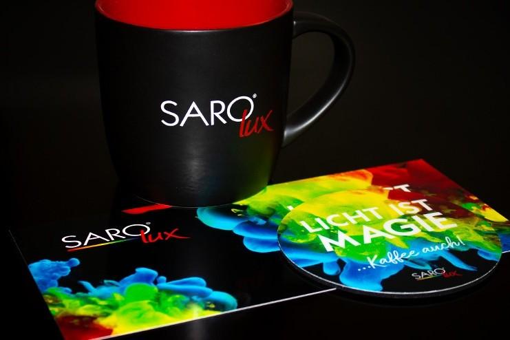 Grafikdesign - SARO-lux GmbH
