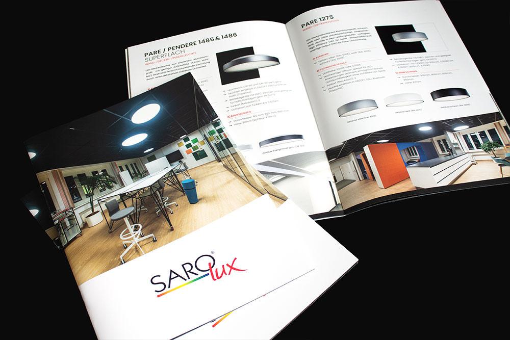 Broschüre - SARO-lux GmbH