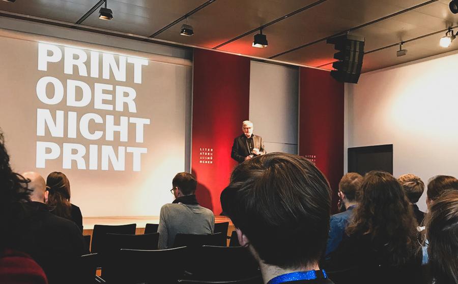 """purpix auf der """"Druck und Design – Die Konferenz"""""""