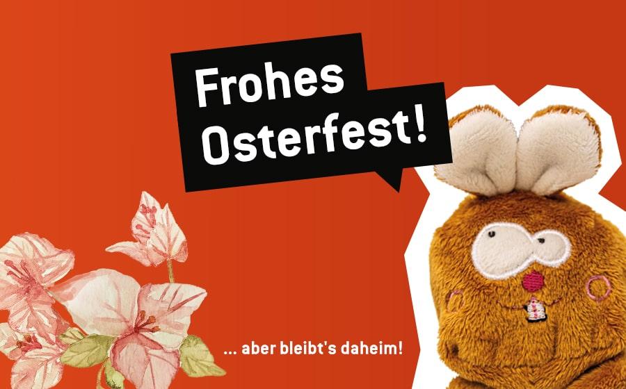 Wir wünschen allen unseren Kunden, Partnern und Freunden ein gesundes Osterfest