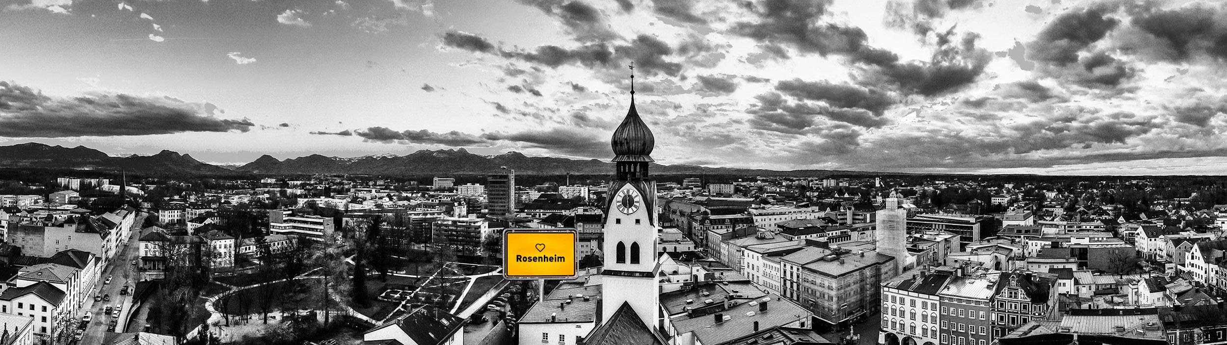 Werbeagentur für Rosenheim und Umgebung