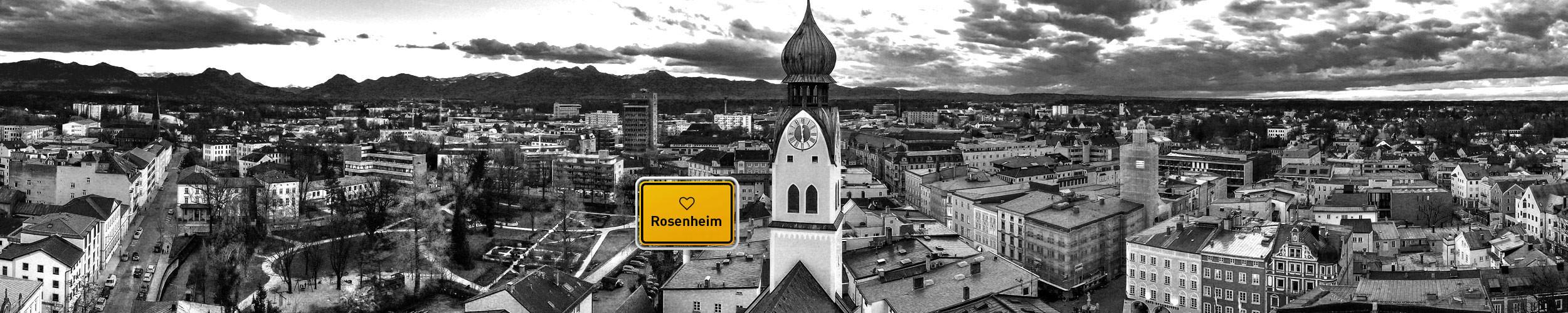 Ihre Werbeagentur für Rosenheim und Umgebung