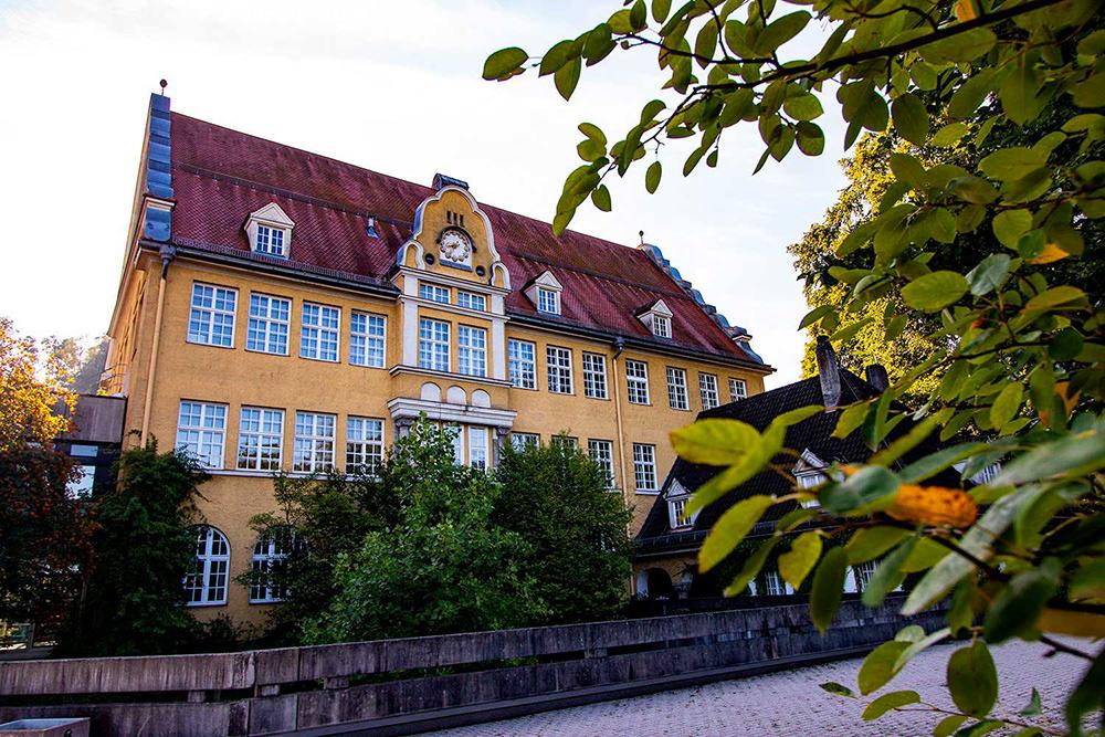 Luitpold Gymnasium Wasserburg