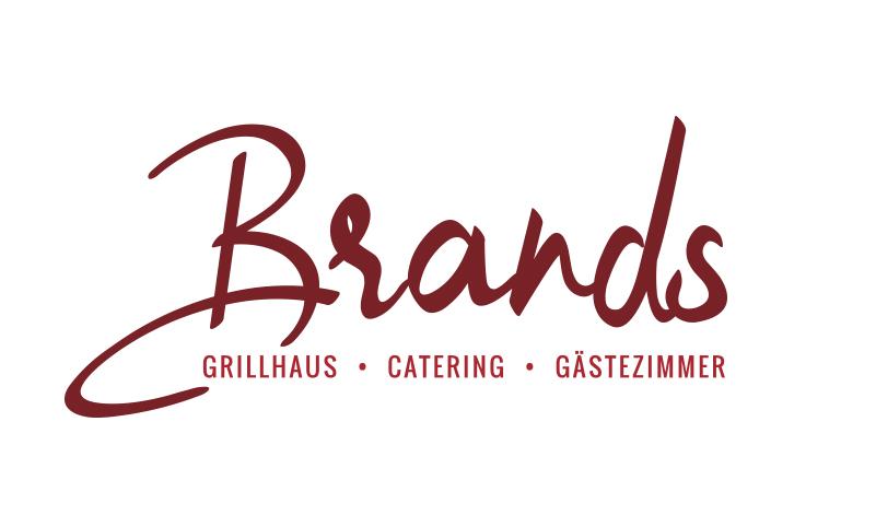 Logoentwicklung Ref - Brands Grillhaus