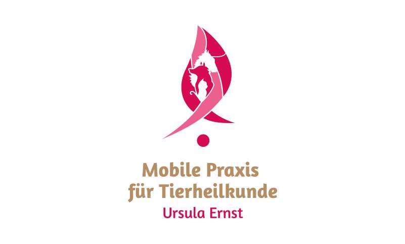 Logoentwicklung Ref - Mobile Praxis für Tierheilkunde