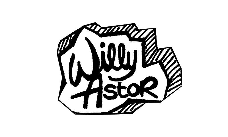 Logoentwicklung Ref - Willy Astor