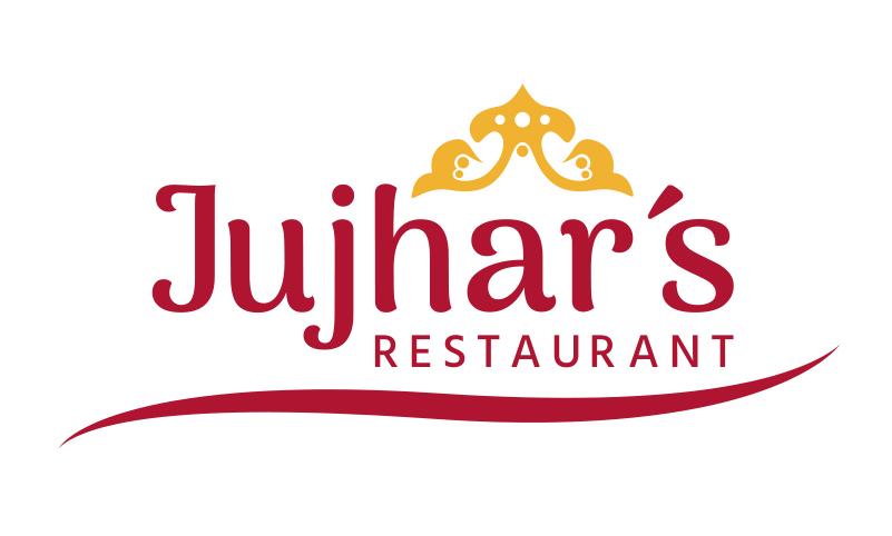 Logoentwicklung Ref - Jujhar's Restaurant