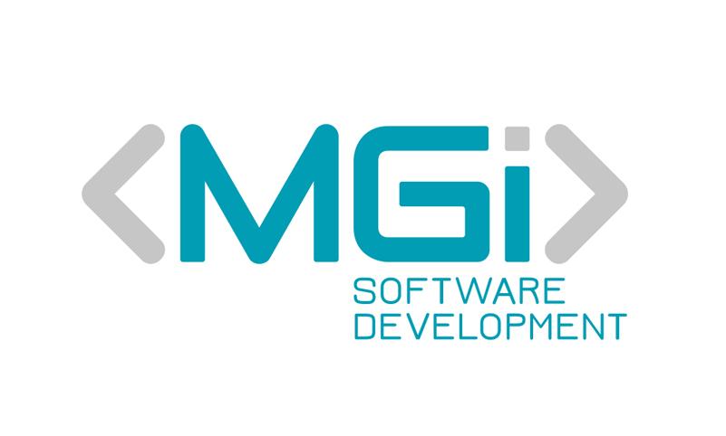 Logoentwicklung Ref - MGi Software Development