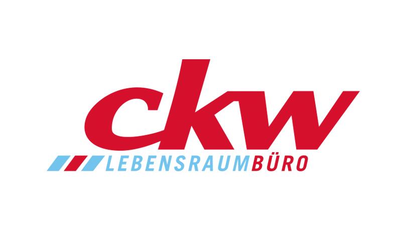 Logoentwicklung Ref - ckw Computer & Büro GmbH