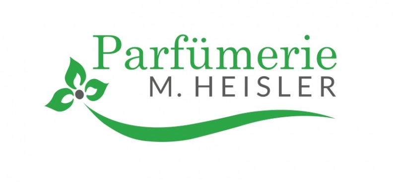 Logoentwicklung Ref - Parfümerie M. Heisler