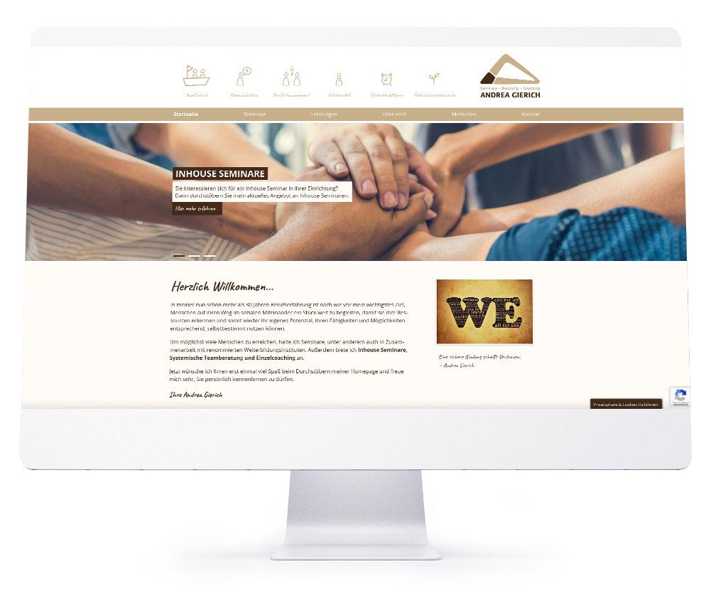 Die perfekte Webseite für Ihr Hotel - Andrea Gierich