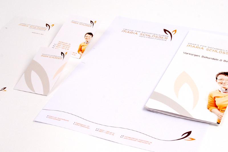 Corporate Design - Maria Schlosser
