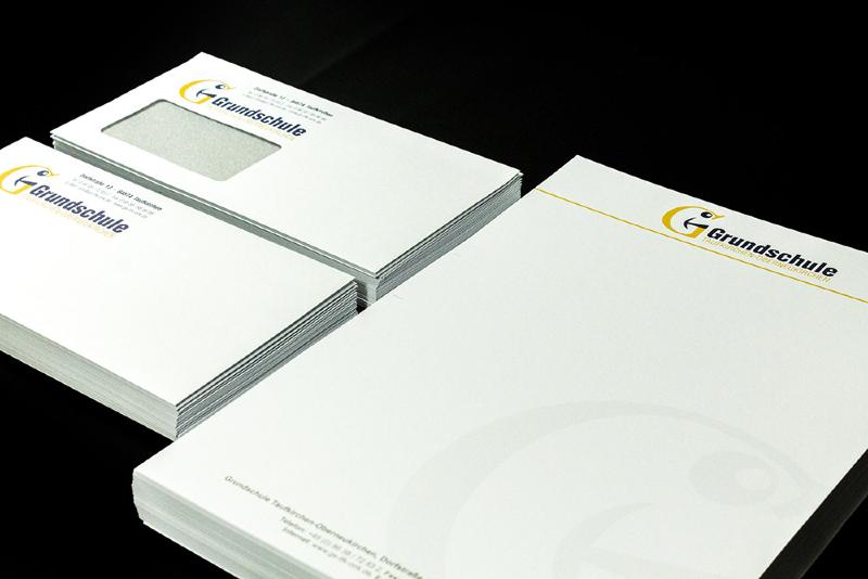 Flyer Design - Grundschule Taufkirchen