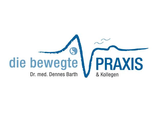 Logoentwicklung Ref - Die bewegte Praxis