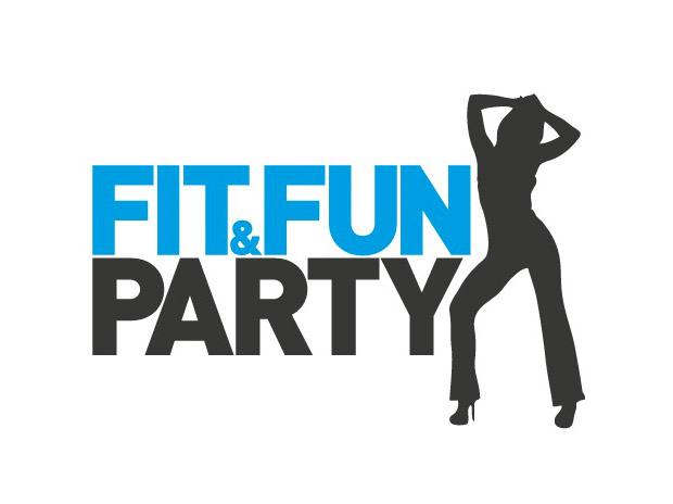 Logoentwicklung Ref - Fit&Fun Party