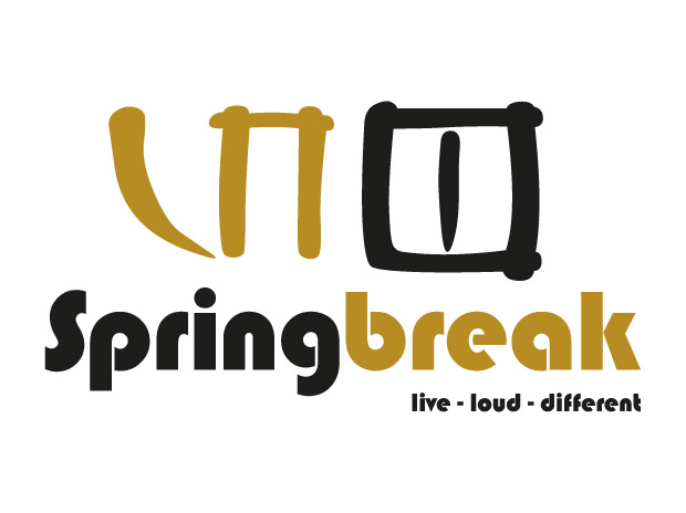 Logoentwicklung Ref - Springbreak Band