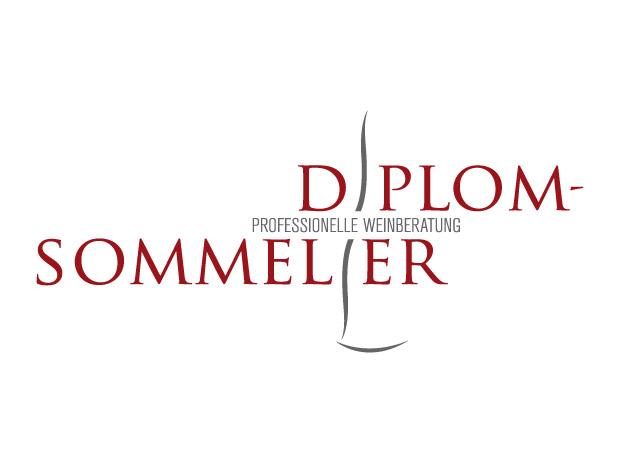 Logoentwicklung Ref - Diplom Sommelier