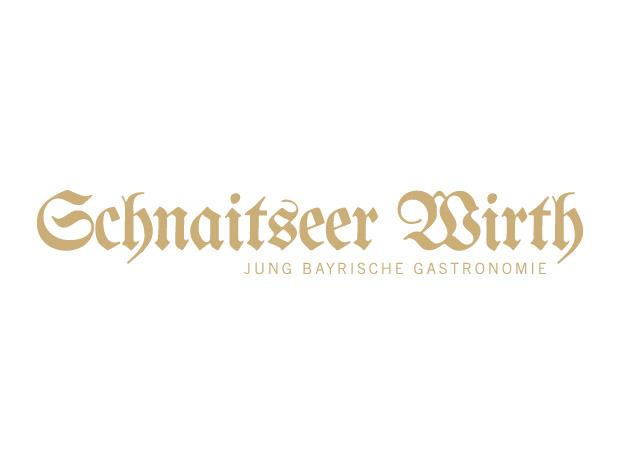 Logoentwicklung Ref - Schnaitseer Wirth