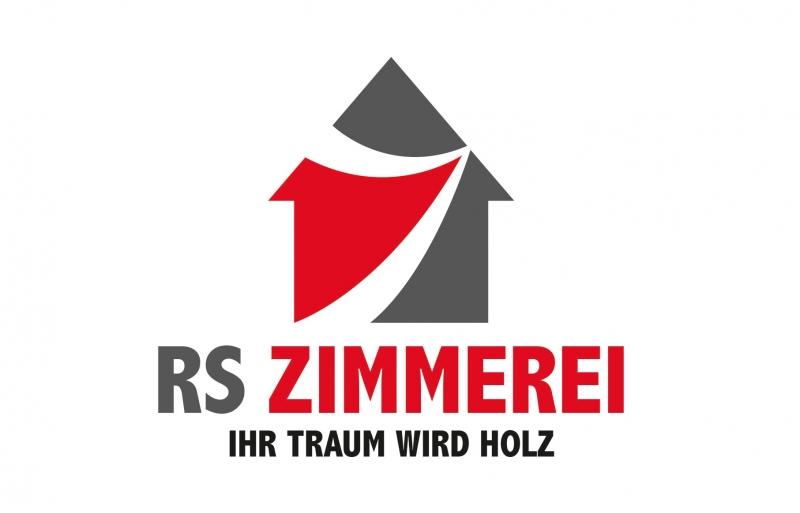 Logoentwicklung Ref - RS Zimmerei