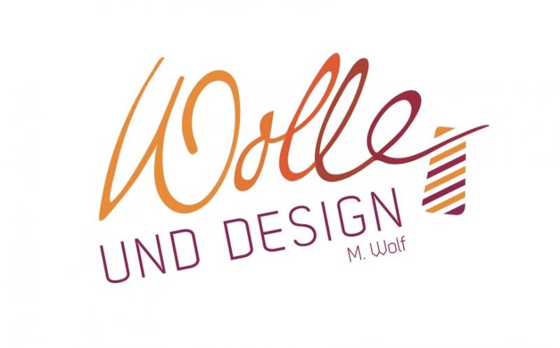 Logoentwicklung Ref - Wolle und Design